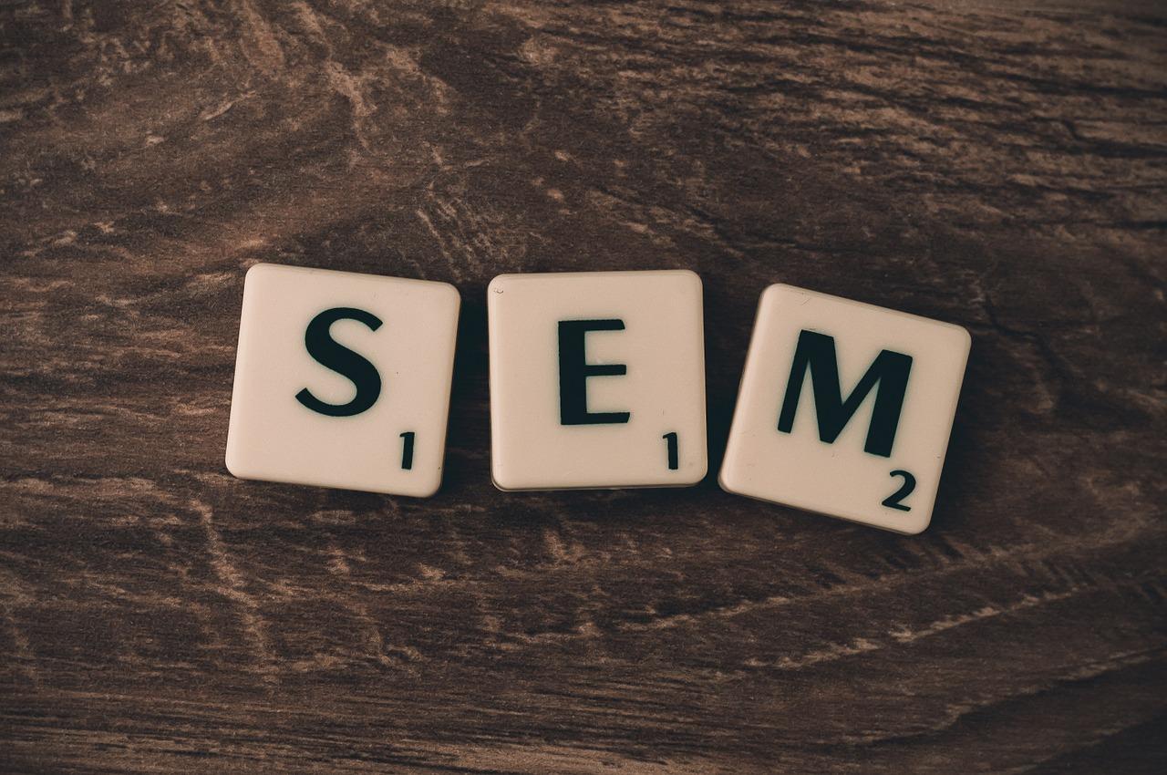 SEM campaign 3